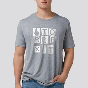 2 Fingers to Brexit T-Shirt