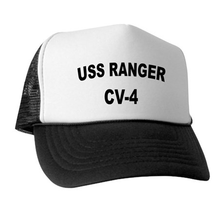 USS RANGER Trucker Hat