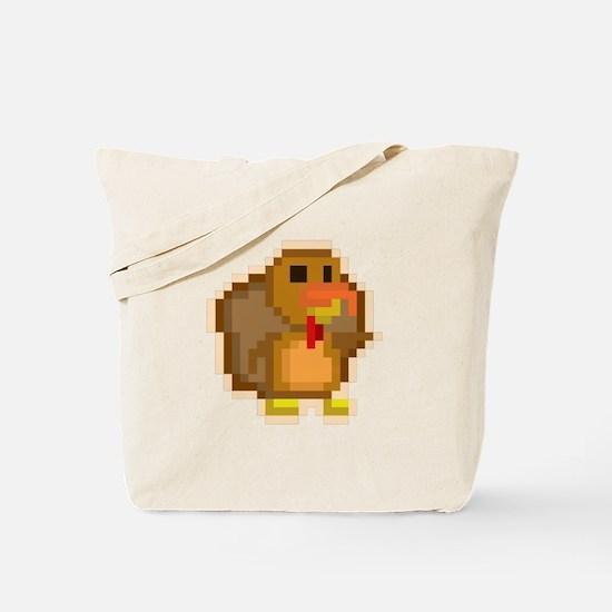 pxl turkey Tote Bag