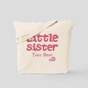 Cute Little Sister Tote Bag