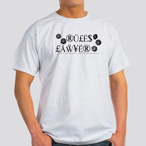 Rules Lawyer Light T-Shirt