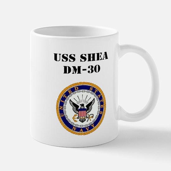 USS SHEA Mug