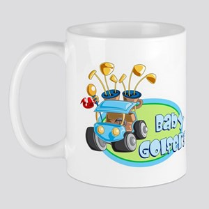 Baby Golfer! Mug