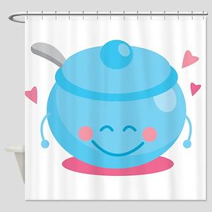 Sugar Bowl Sweet Shower Curtain