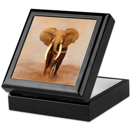 Elephant Jewelry Boxes CafePress