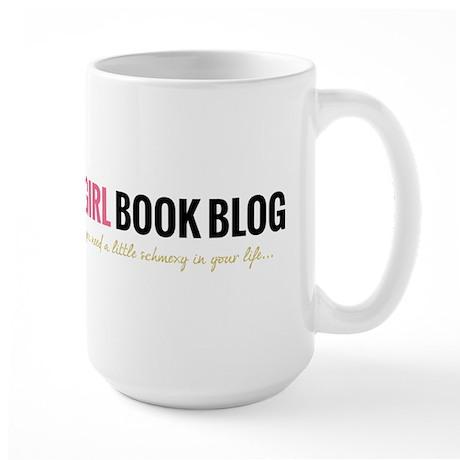 Schmexy Girl Book Blog Logo Mugs