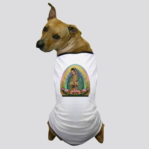 Guadalupe Yellow Aura Dog T-Shirt