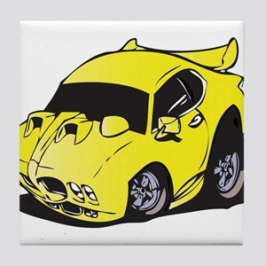 Muscle Car Tile Coaster