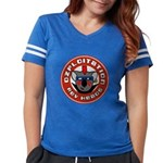 Ozploitation Womens Football Shirt T-Shirt