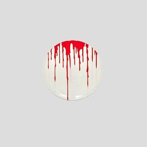 Bleeding Mini Button