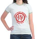 Lightning Swords Jr. Ringer T-Shirt