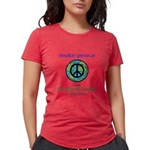 Makepeacewearth- Tri-Blend T-Shirt (w)