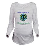 Makepeacewearth- Maternity T-Shirt