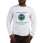 Makepeacewearth - Long Sleeve T-Shirt (m)
