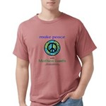 Makepeacewearth- Comfort Colors T-Shirt (m)