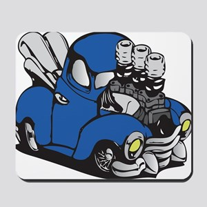 Muscle Truck Mousepad