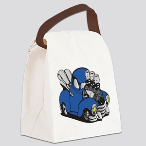 Muscle Truck Canvas Lunch Bag