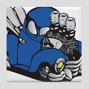 Muscle Truck Tile Coaster