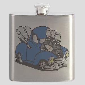 Muscle Truck Flask