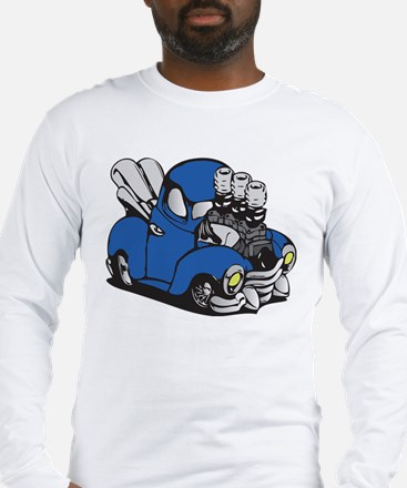 Muscle Truck Long Sleeve T-Shirt