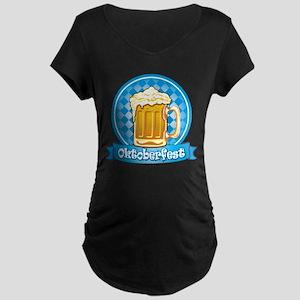 Oktoberfest Maternity T-Shirt