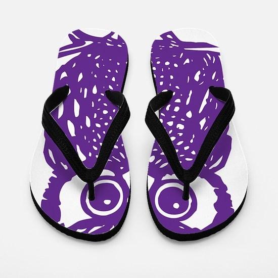 Owl Flip Flops