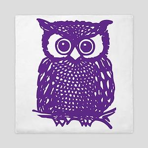 Owl Queen Duvet