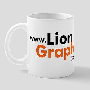 Cherry Lane & Lion Graphics Mug