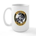 Minuteman Civil Defense Corps Large Mug
