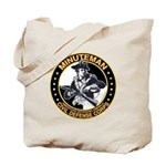 Minuteman Civil Defense Corps Tote Bag