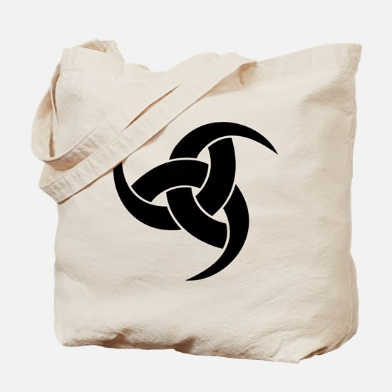 triple horn of odin Tote Bag