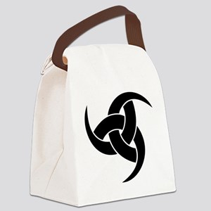 triple horn of odin Canvas Lunch Bag