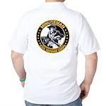Minuteman Civil Defense Corps Golf Shirt