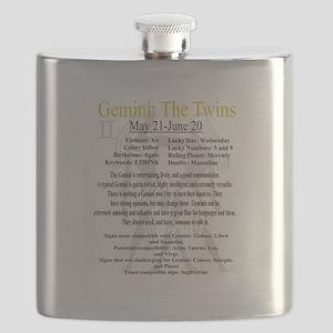 Gemini traits Flask