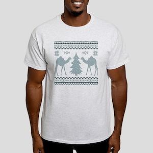 Christmas Hump Day Ugly Sweater  Light T-Shirt