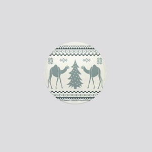 Christmas Hump Day Ugly Sweater  Mini Button