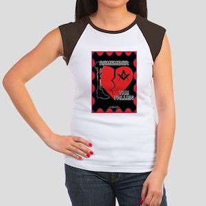 Remember the Fallen Women's Cap Sleeve T-Shirt