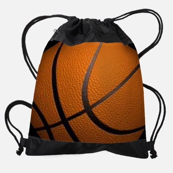 Basketball Sport Drawstring Bag