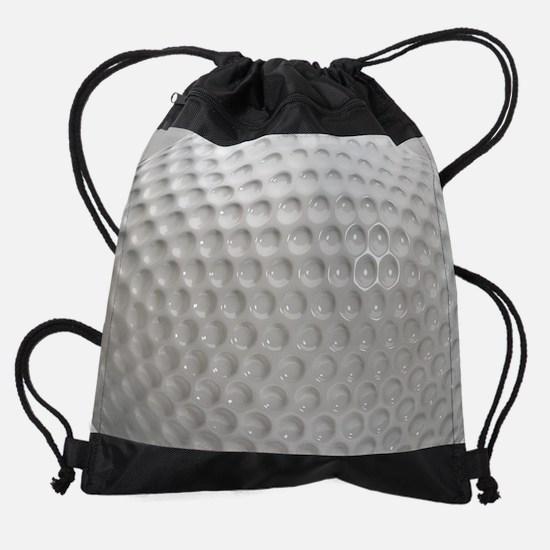 Golf Ball Sport Drawstring Bag