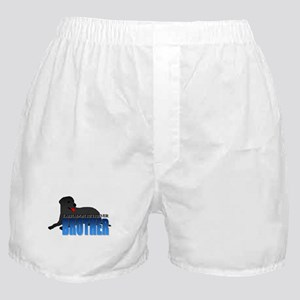 Black Labrador Retriever Brother Boxer Shorts