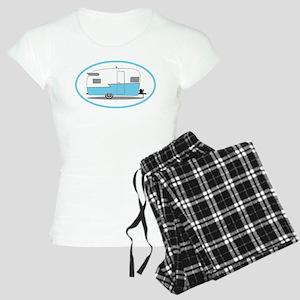 Vintage Shasta Women's Light Pajamas