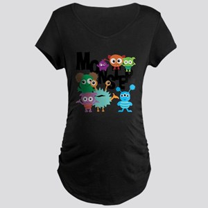 Monsters Maternity Dark T-Shirt