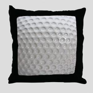 Golf Ball Sport Throw Pillow