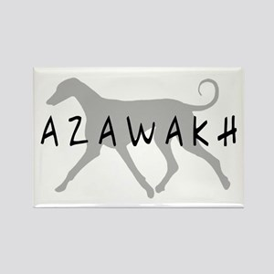 Azawakh Dogs Rectangle Magnet