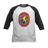 Nassau county police Baseball T-Shirt