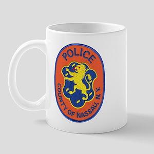 Nassau County Police Mug