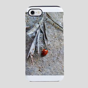 Little ladybug iPhone 7 Tough Case