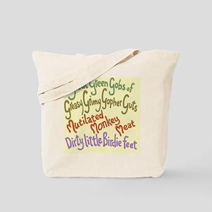 gopher-guts-PLLO Tote Bag