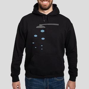 Modern Minimalist Hoodie (dark)