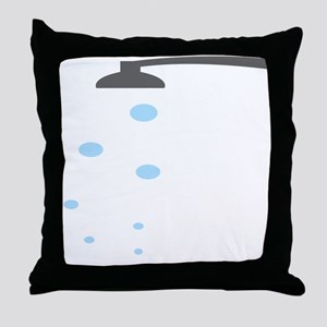 Modern Minimalist Throw Pillow